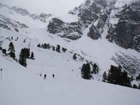Rakouský Stubai a skiareál Schlick 2000