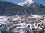 Rakousko, Fulpmes v zimě
