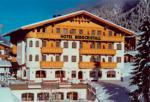 Rakouský hotel Bergcristall v zimě